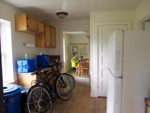Swan Lake Ranger Station Kitchen